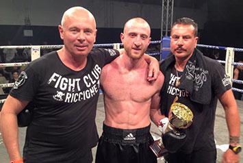 Fight club riccione thai boxe boxe pugilato karate - Ricci casa savignano ...